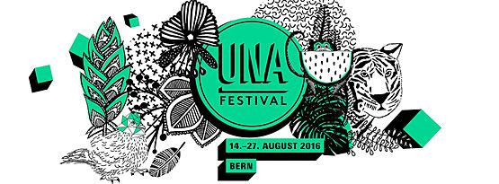 UNA Festival Grosse halle reitschule